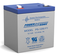 Powersonic Sealed Acid Batteries